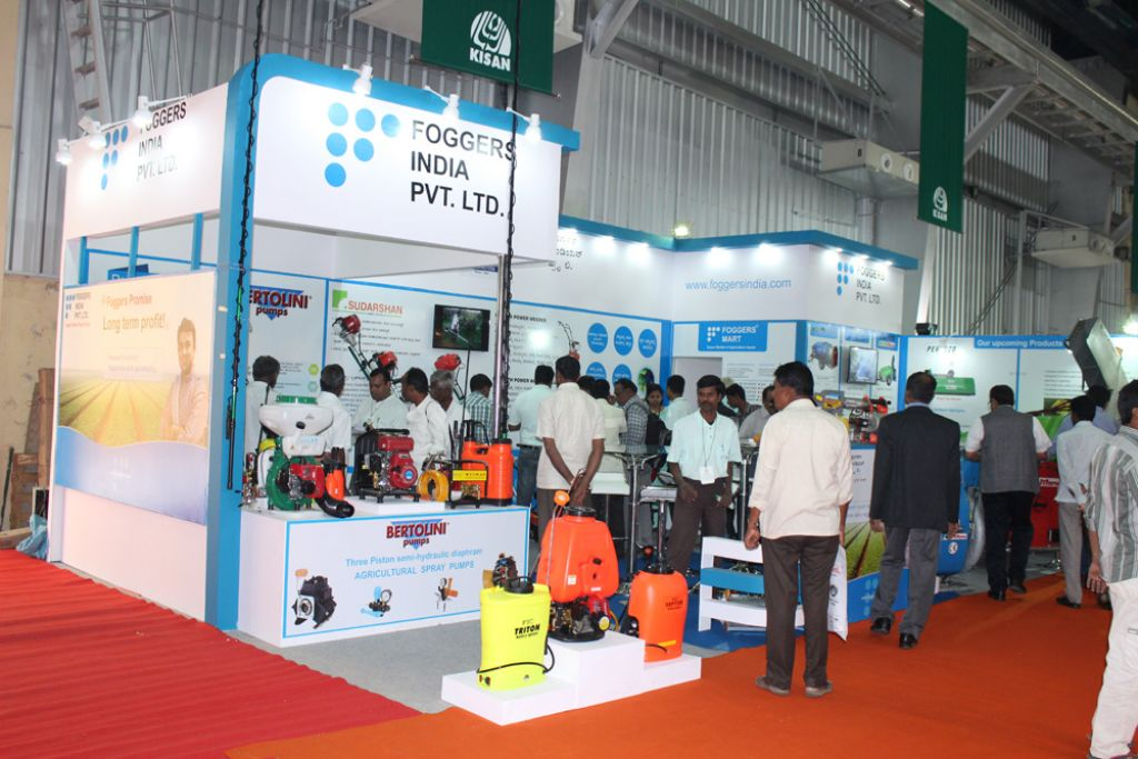 India Material Handling Logistics Show Stands