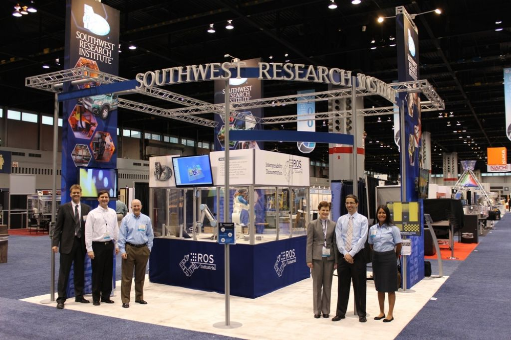 Automate Expo Booth