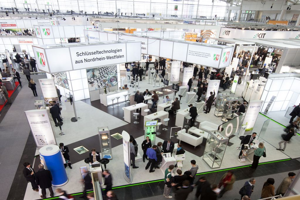 Hannovermesse Stands Exhibition