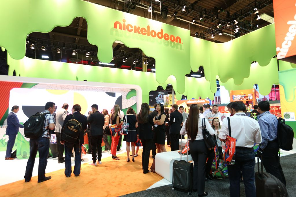 China Licensing Show Stand1