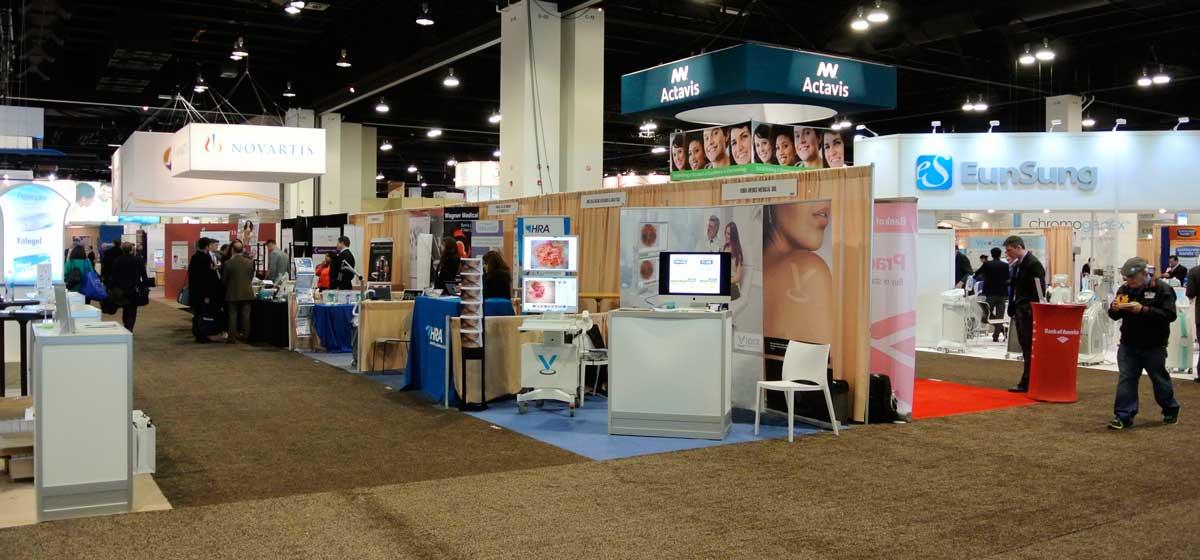 Aad Annual Meeting Exhibition Floor