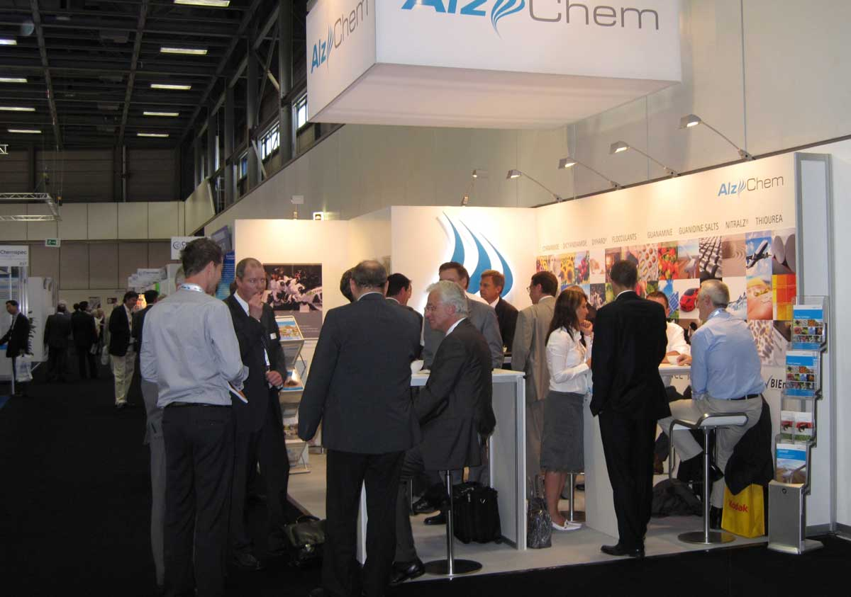 Chemspec Europe Stand