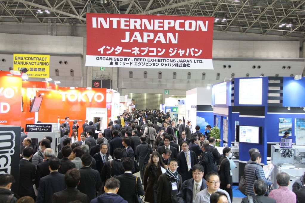 Book A Stand At Nepcon Japan