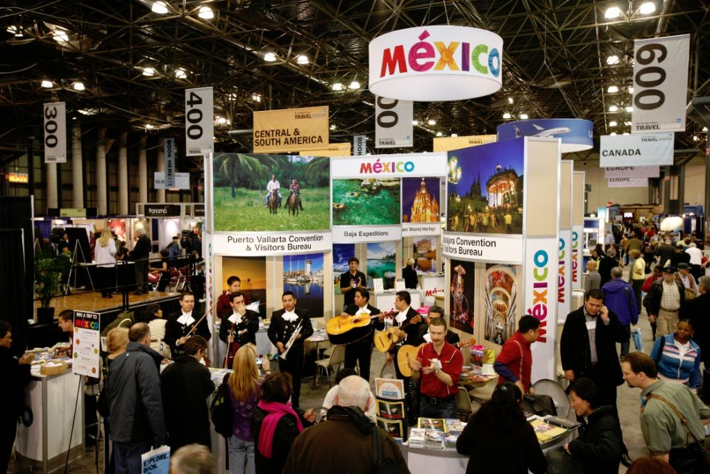 New York Times Travelshow