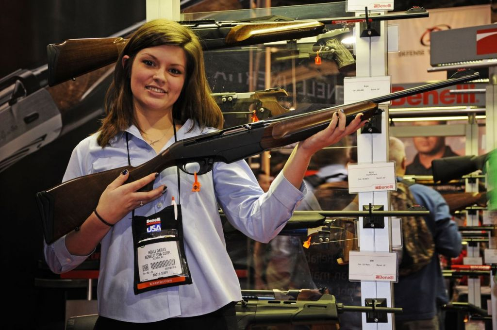 Shot Show Las Vegas Products Hostess