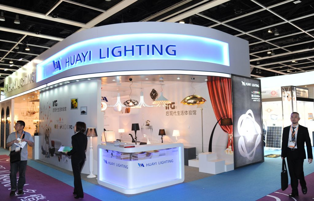 Exhibition Stand Lighting S : Exhibition stands in tokyo