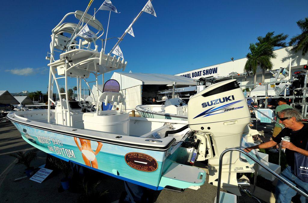 Miami Boat Show 4