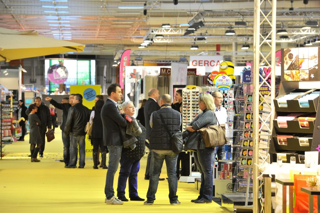 Tradexpo Paris Stands Hall4
