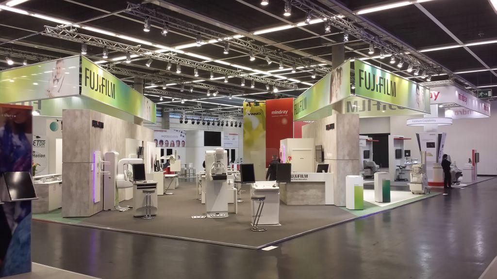 Ecr Trade Show Stands Vienna