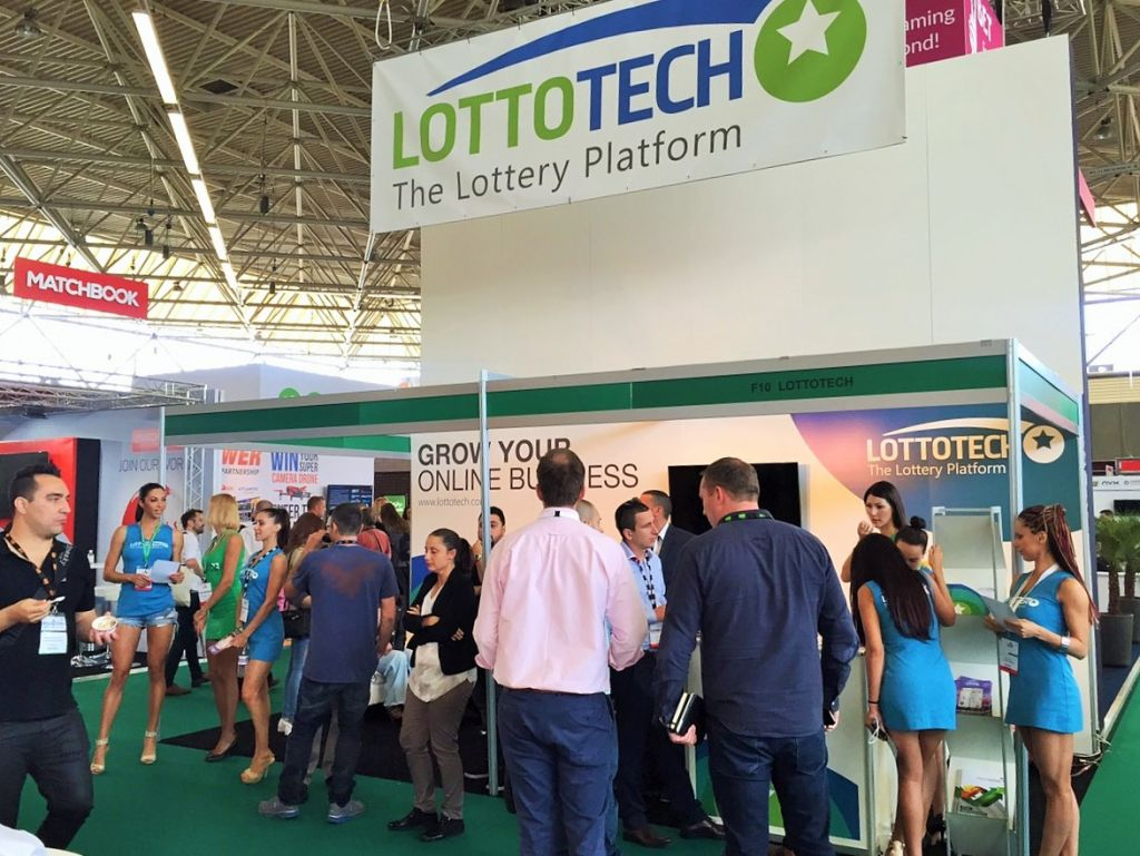 Lottotech Booth Aac