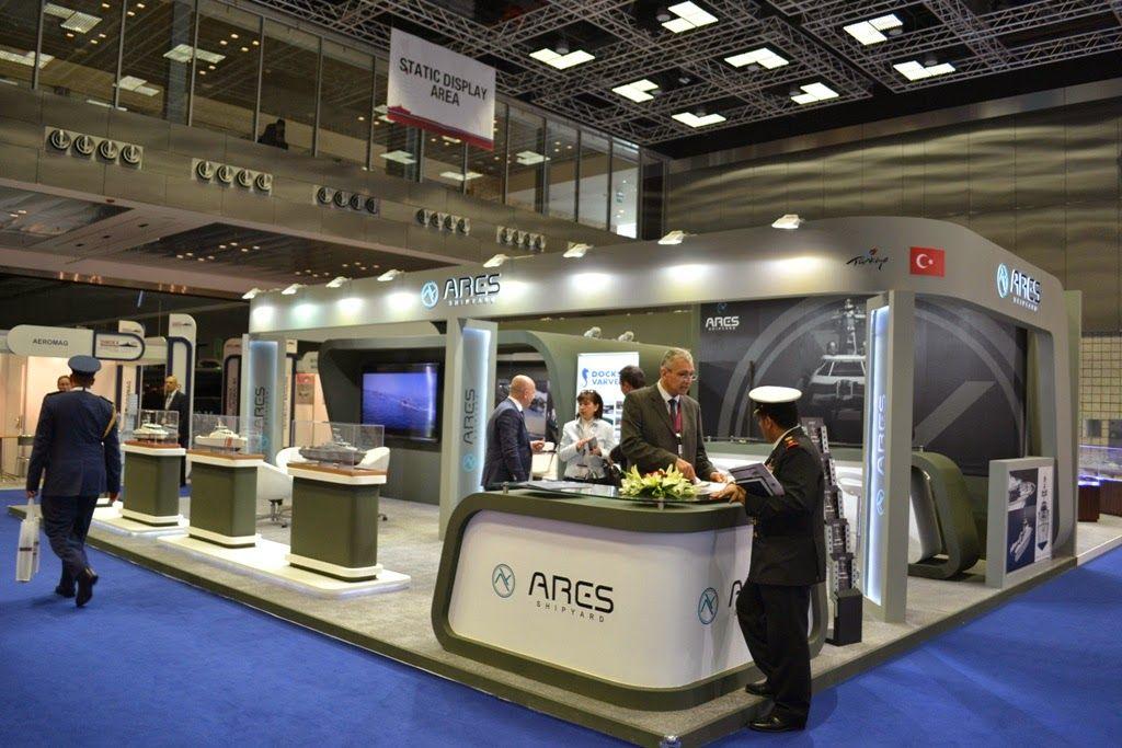 Ares Dimdex 2014 3