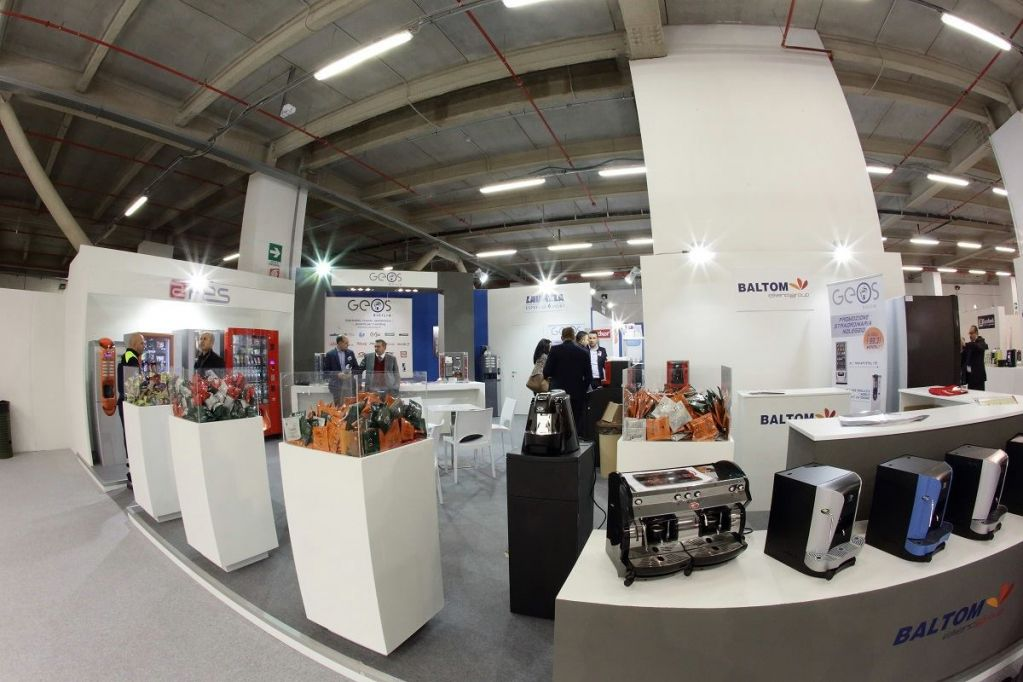 Expo Vending Ocs Latin America Stand