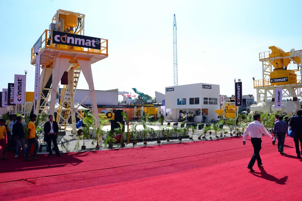 Imex Trade Show India Machinery