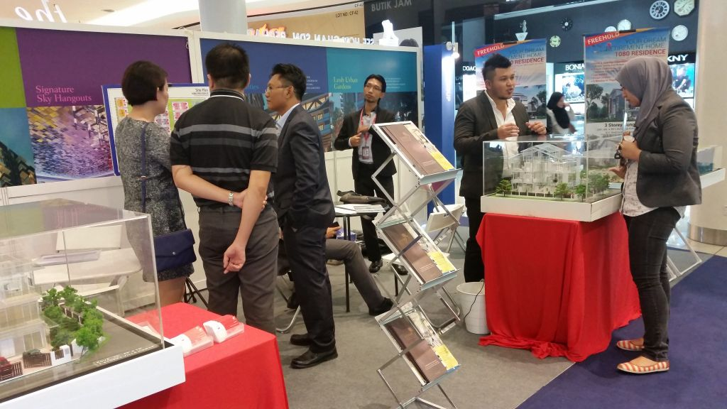 China Property Expo Stands