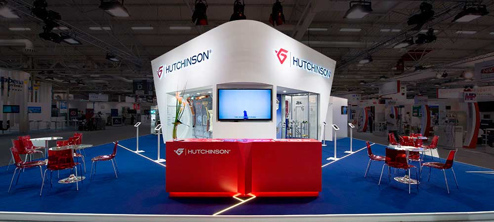 Paris Air Show Stand
