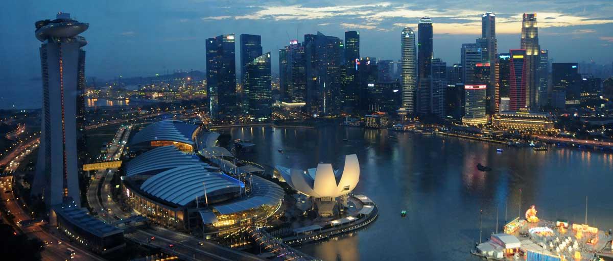 Singapore Sea Asia