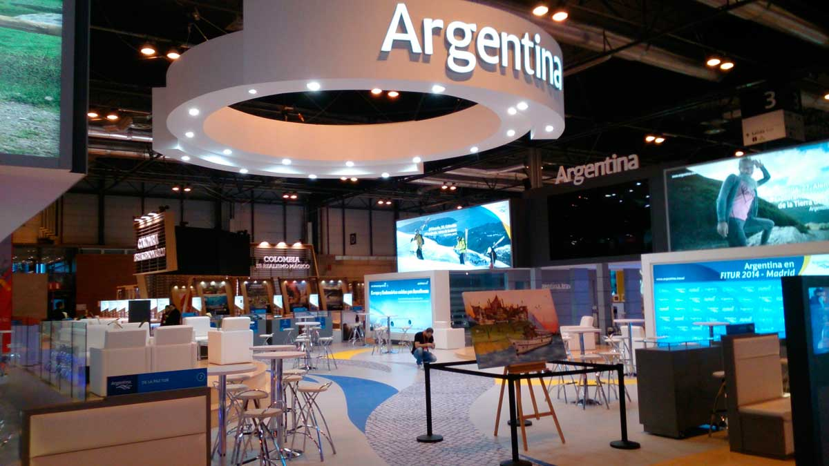 Imex Exhibition Booth