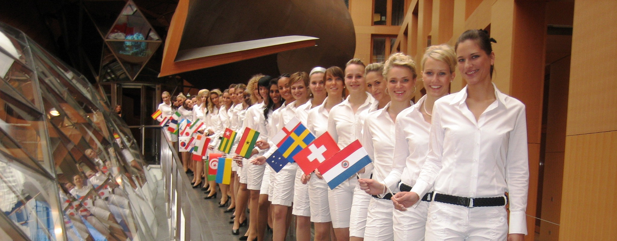 Hostesses For Trade Shows In Amsterdam