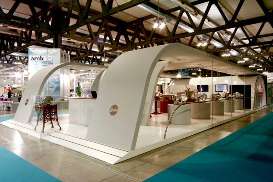 Host Milano Booth