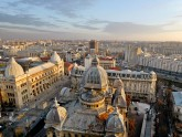 Bucharest is a world-class treasure for learning about history and architecture