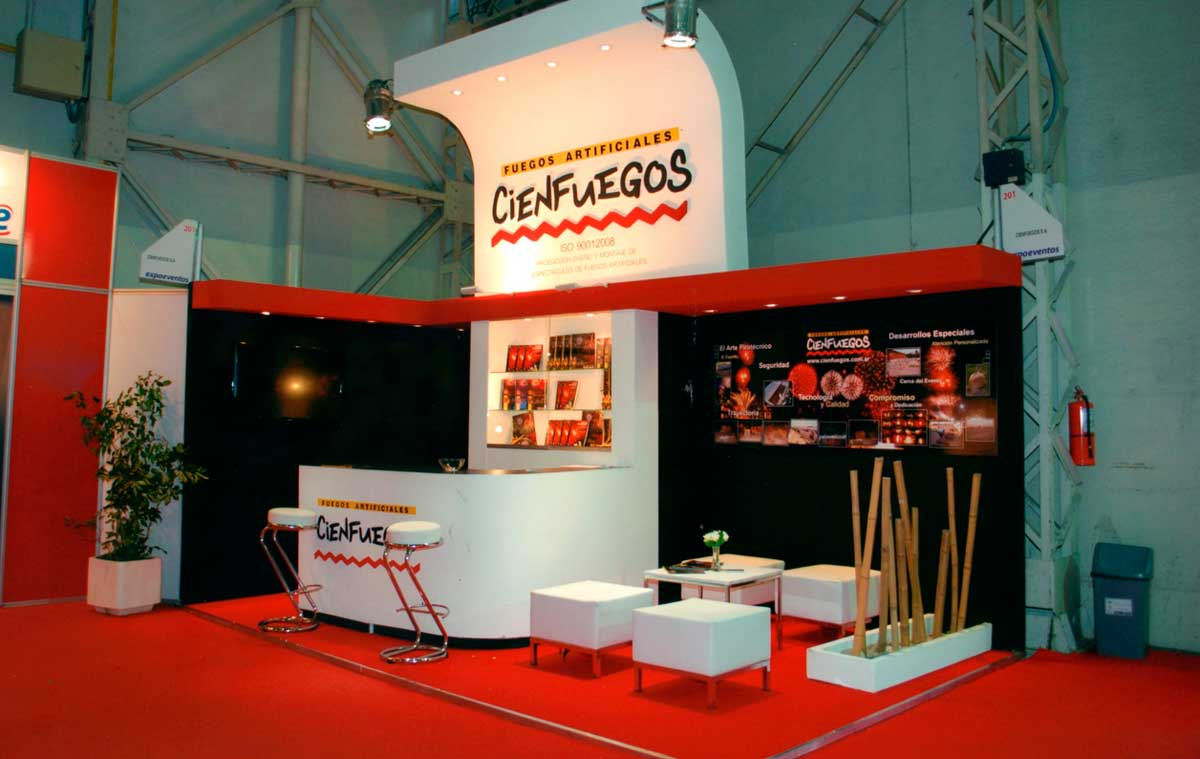 Fithep Mercosur Stand