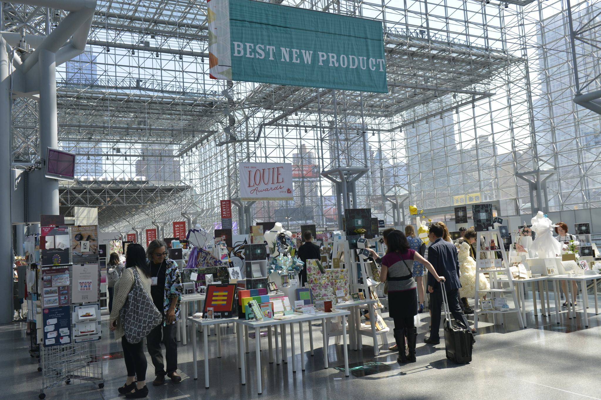 Exhibition Stand Builders New York : Nss national stationery show