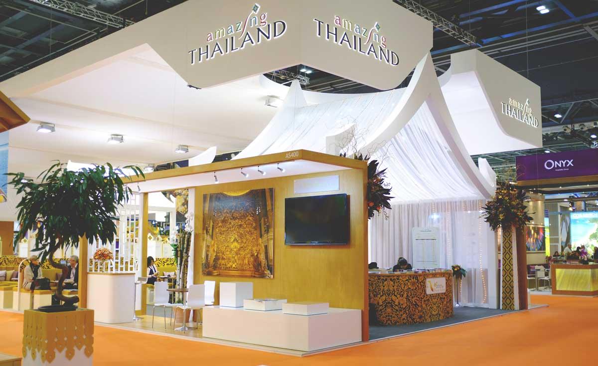 Wtm Latam Exhibition Design