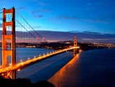 Enjoy San Francisco,  from The Golden Gate Bridge to the Coit Tower and more