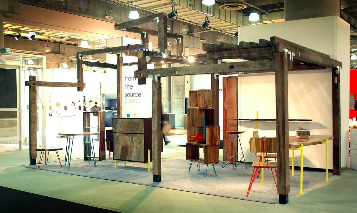 Modern Exhibition Stand Out : Exhibition stands in new york