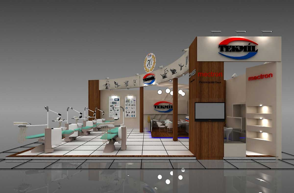 Fdi Exhibition Booth
