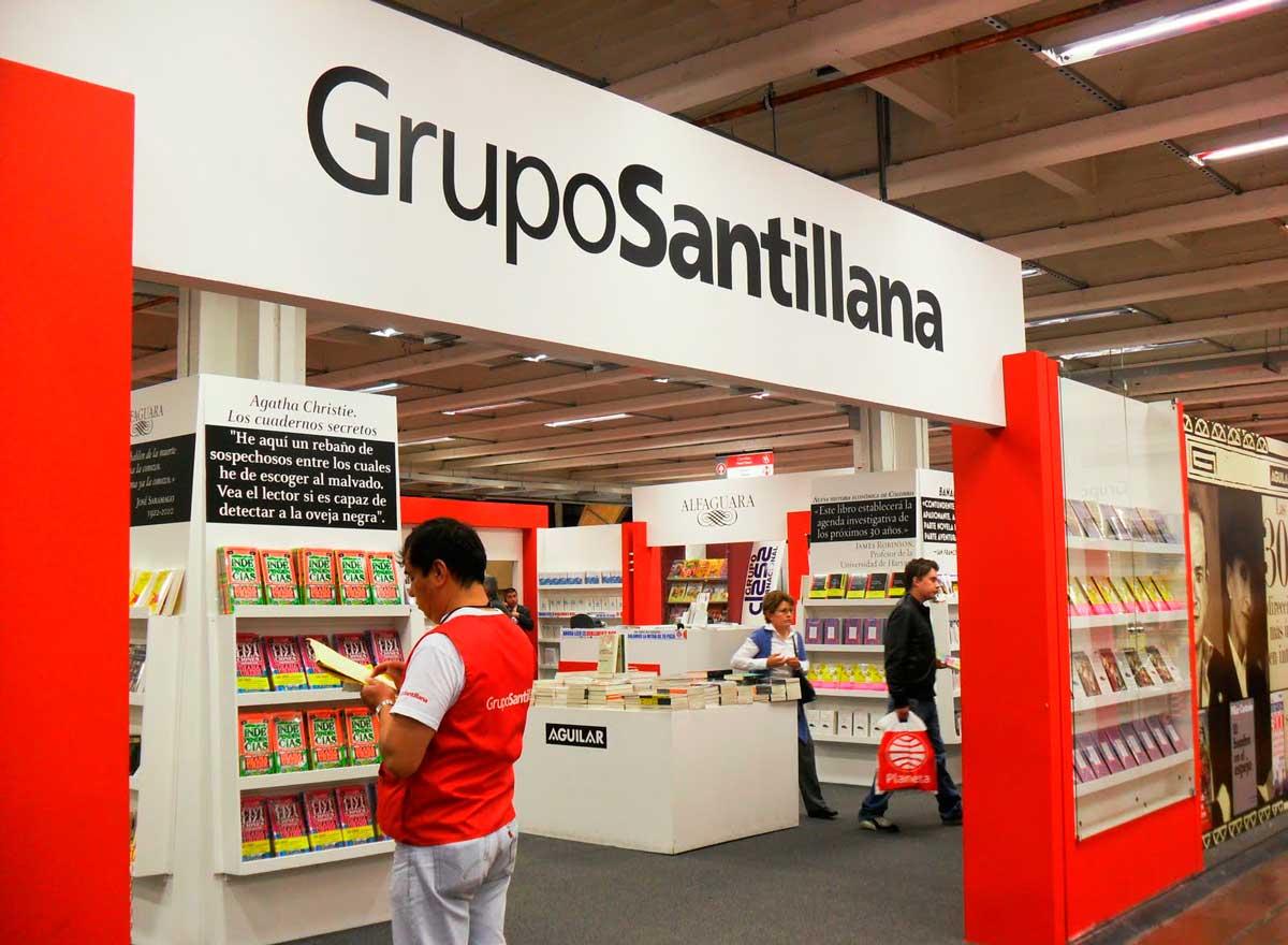 Bogota Fil Exhibition Booth