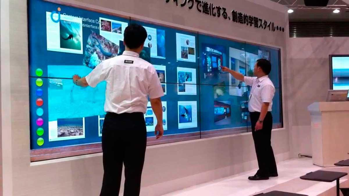 Edix Tokyo Booth