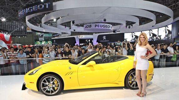 Absolute Eventos no Salão Internacional do Automovel 2014 1
