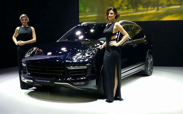 Absolute Eventos no Salão Internacional do Automovel 2014 2