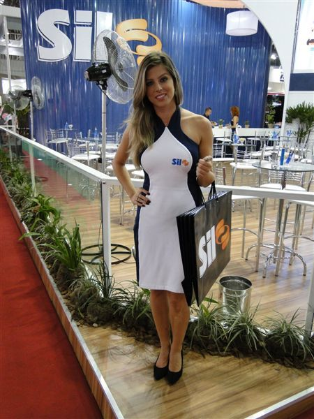 PROMOTORAS TOP LOOK NA FEICON 2015 2