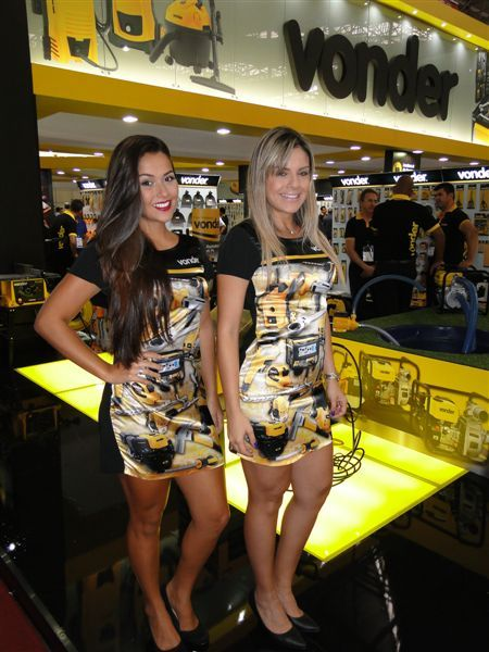 PROMOTORAS TOP LOOK NA FEICON 2015 5