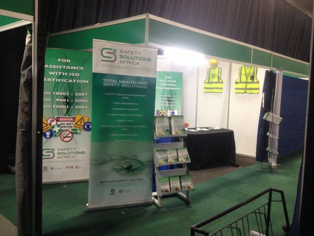 A Osh Expo South Africa Stand Builders