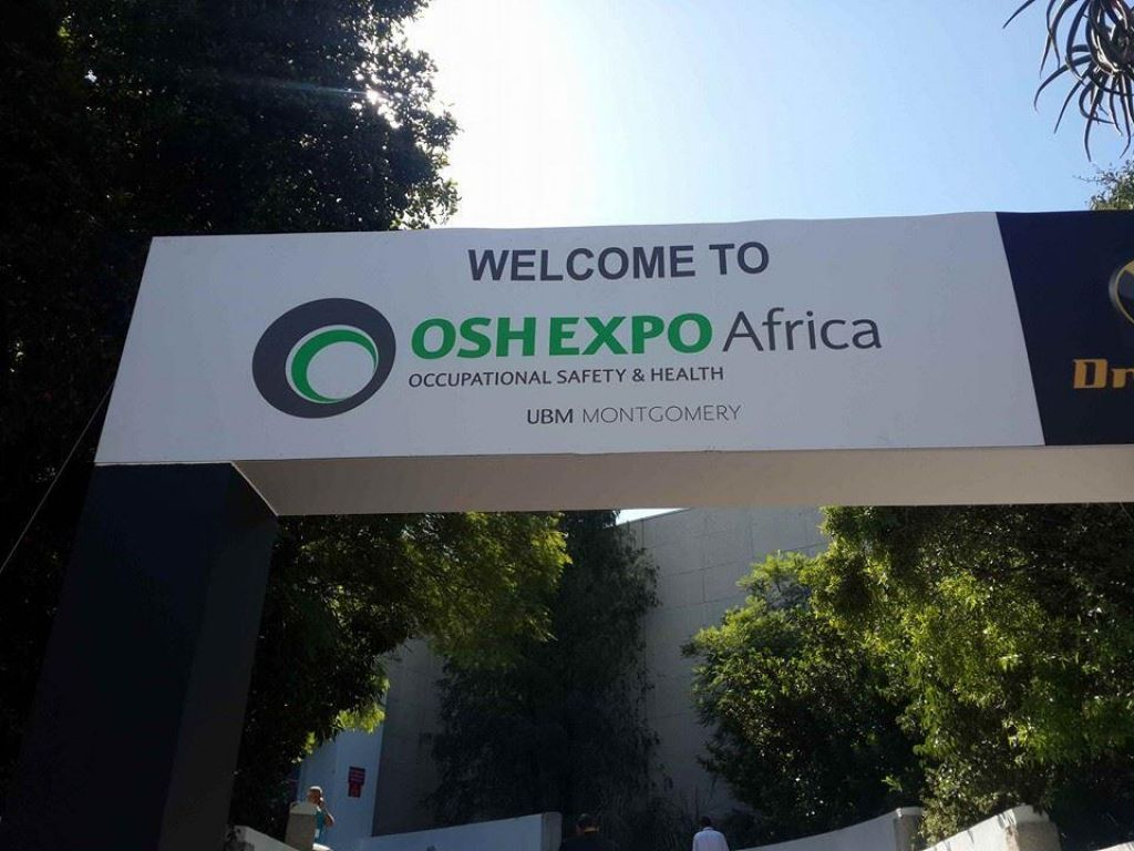 A Osh Expo South Africa Stands