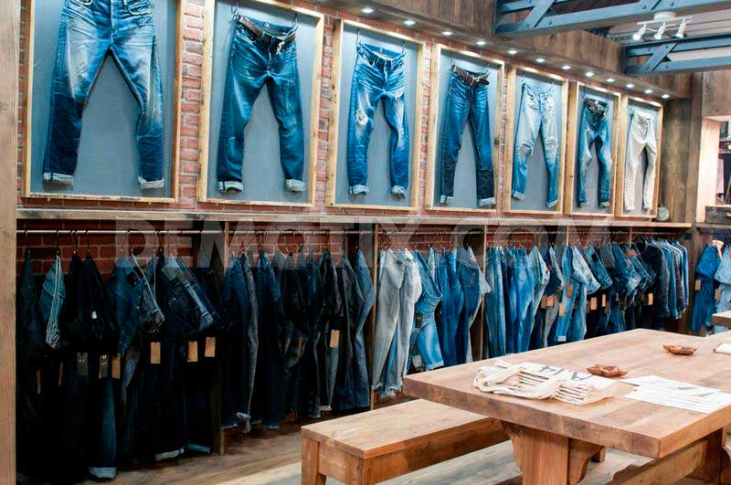 Denim By Premiere Vision Exhibition Design
