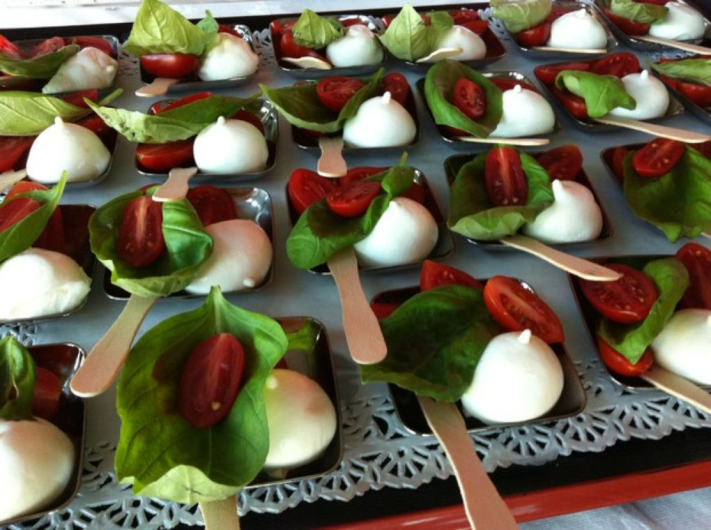 Chi Gustosit Italiane Catering Is Ideal For Your Stand