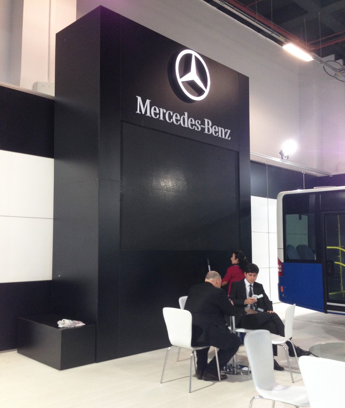 Istanbul Mercedes-Benz Stand 3