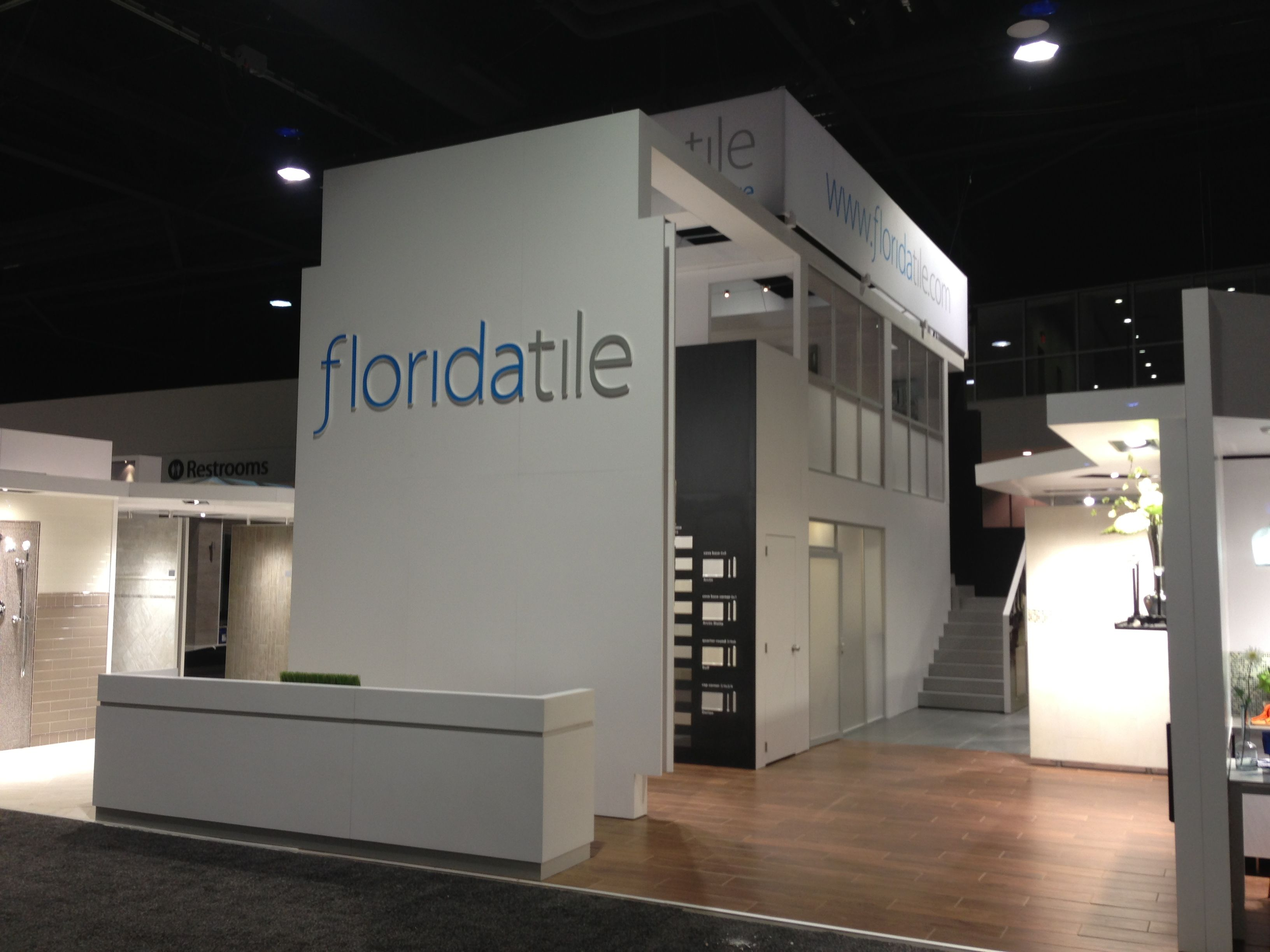 Exhibition Design at Coverings