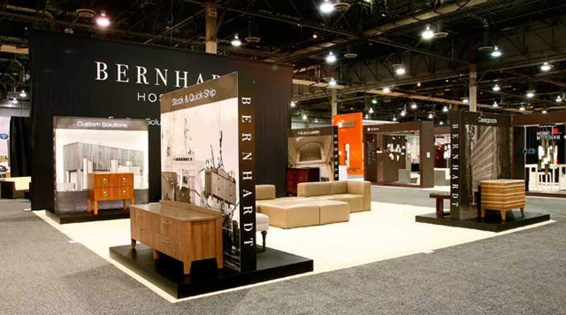 Hospitality Design Conference And Expo Stand
