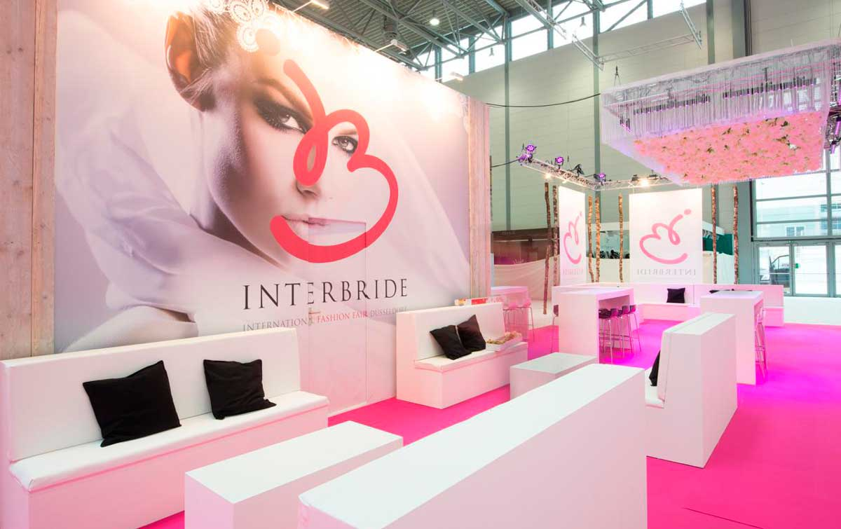 Interbride Dusseldorf Exhibition Build