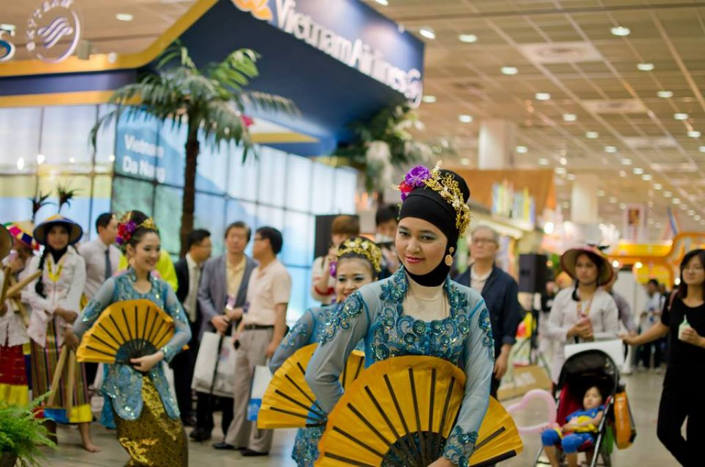 World Travel Fair Shanghai Stands9