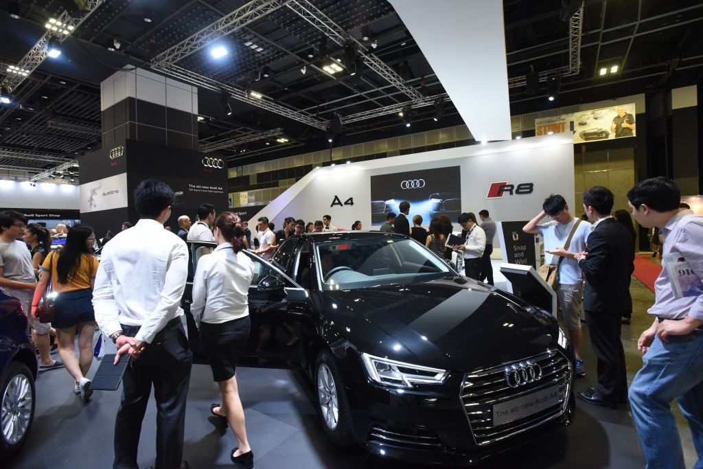 Singapore Motorshow Stands0