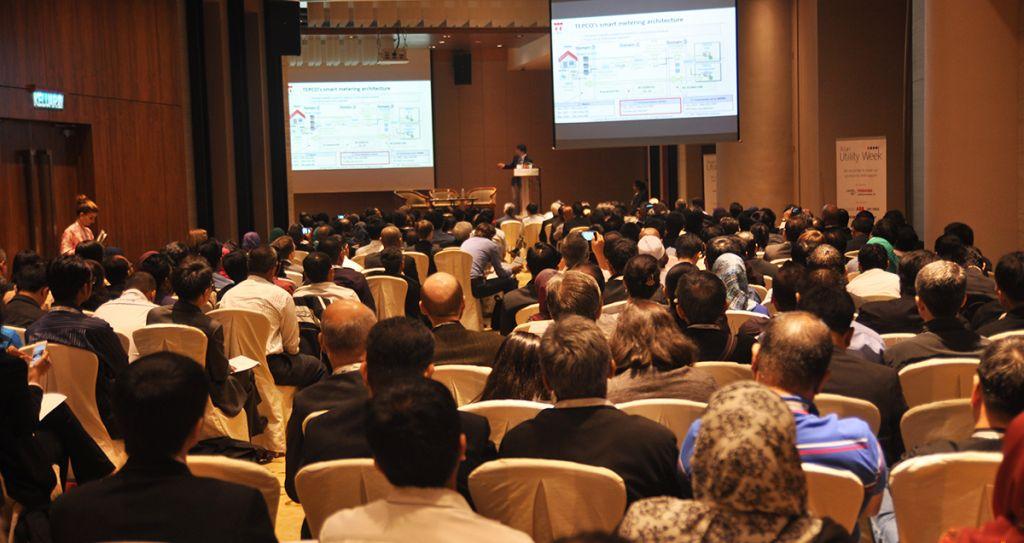 Asian Utility Week Stands Congress