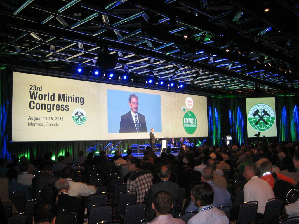 World Mining Congress 1