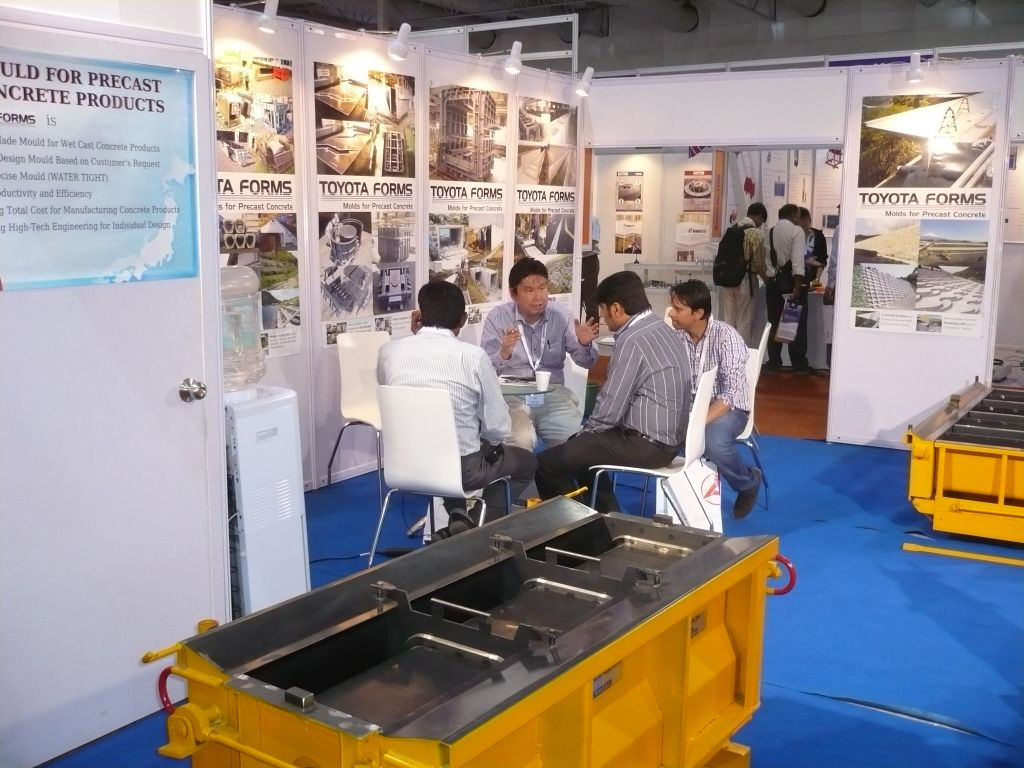 Concreteshow India Mumbai