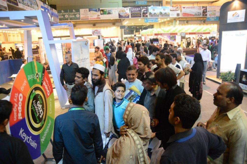 Pakistan Property Expo Stands London Uk